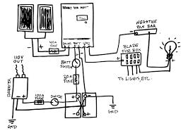 Diy c ervan build electrical solar system diagram edited 5