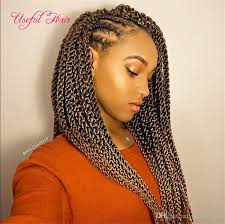 Coiffure Mariage Afro Acheter 3d Cubic Twist Synthétique