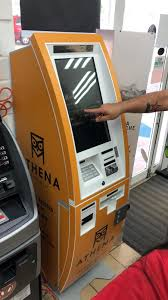 I think the bitcoin atm machine is a great thing for every bitcoin user where you can convert bitcoin to cache.there are more than 500 atm booths around the world.one of the sad things for many of us is that there is no. Athena Bitcoin
