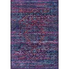 purple brown rug vintage medallion purple 5 ft x 7 ft area rug brown purple persian purple brown rug