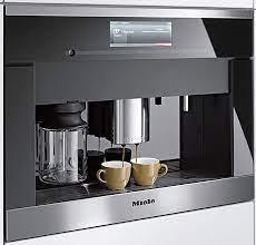 how to use miele coffee machine