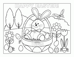 The free printable coloring page is certain. Free Easter Printable Coloring Pages Coloring Home