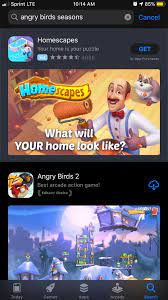 All the original angry birds games are gone from the app store. There goes  my nostalgia trip :\ : mildlyinfuriating
