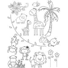 Small Picture Modest Zoo Coloring Page Best Coloring Design 5315 Unknown