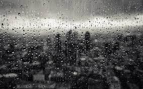 Rain Windows Wallpaper Image Aesthetic ...