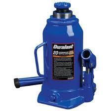Duralast Jack 20 Ton bottle jack 80321T