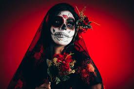 día de los muertos der mexikanische