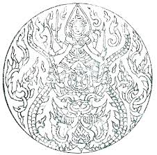 Free Mandala Coloring Pages To Print Printable Mandala Coloring