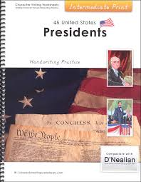 See our extensive collection of esl phonics materials for all levels, including word lists, sentences, reading passages, activities, and worksheets! 45 United States Presidents Character Writing Worksheets D Nealian Intermediate Print Italic Builders
