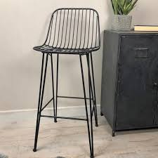black iron furniture. Black Iron Bar Stool At The Farthing Furniture W