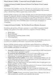 commercial general liability insurance proposal form 44billionlater