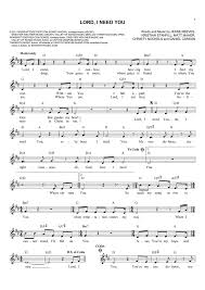 lord i need you sheet music 48 best ric rac images on pinterest sheet music lord and lyrics