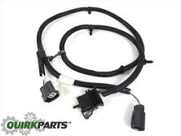 2011 2017 jeep wrangler trailer tow wiring harness oem new mopar image is loading 2011 2017 jeep wrangler trailer tow wiring harness