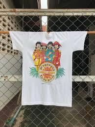 Vintage Beatles Anthology T Shirt 1996 Tee4funny