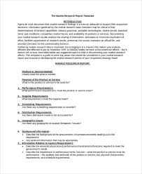 Research Document Template 10 Research Report Templates Word Pdf Google Docs Apple Pages