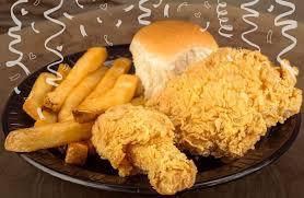 Bill Miller Bar B Q Offering 1 65 Chicken Special Again