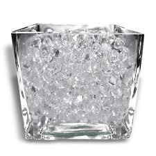 Decorative Vase Filler Balls 100g Clear BIG Round Deco Water Beads Jelly Vase Filler Balls For 96