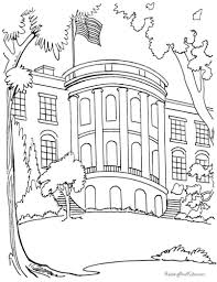 Small Picture White House Coloring Pages I TeacherSherpa