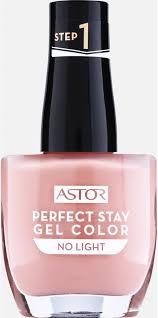 Astor Perfect Stay Gel Color Gelový Lak Na Nehty Bez Užití Uvled