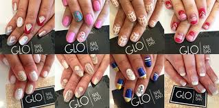 loveluxelife glo nail bar best nail salons in orange county california