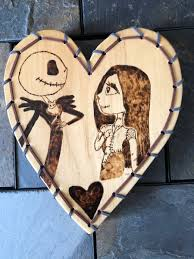 Jack and sally by mat lapping @ creative vandals hull, uk. Jack And Sally Wall Decor Art Attack Ideas Jack And Sally Holidays Halloween