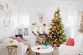 33 Christmas Decorations Ideas Bringing The Christmas Spirit Into Pictures Of Living Room