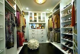 master walk in closet bedroom with designs for a bathroom design