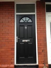 composite door top light