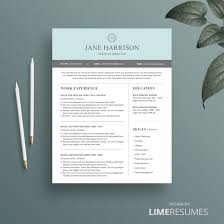 Modern Resume Layout Best 24 Modern Resume Template Ideas On Pinterest Resume Sample 22