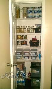 Organizing on a Budget - Small Pantry Organization
