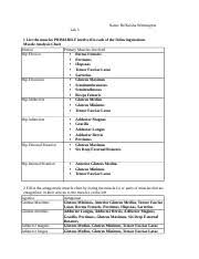 19thed Chapter 9 Doc Chapter 9 Review Exercises 1 List The