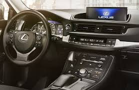 2018 lexus ct200. unique lexus on the inside lexus has added a larger 103inch touchscreen that  replaces outgoing 7inch unit there are also new twotone leather options in 2018 lexus ct200 e