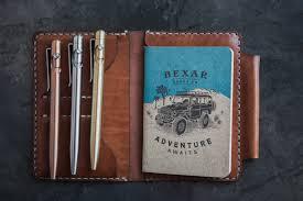 Field Note Field Notes Wallet Bexar Goods Co 8