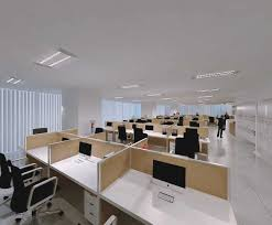 office cubicle lighting. Fiano Modern Office Jakarta Cubicle-View-1 Minimalis 28871 Cubicle Lighting P