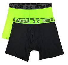 Under Armour Boxer Size Chart Under Armour Mens Heatgear 6 Boxerjock 2 Pack