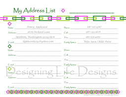 Wedding Guest Address Book - April.onthemarch.co