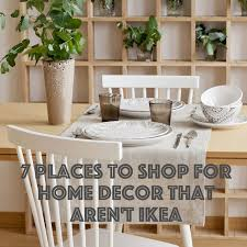 7 places to shop for home decor that aren t ikea huffpost