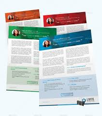 Case Study Template Case Study Template By Sanlife Graphicriver