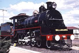 Queensland C19 class locomotive