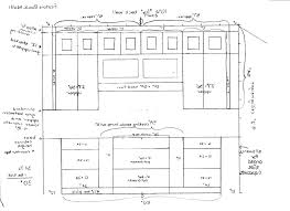 standard kitchen dimensions is the height of cabinets cabinet sizes chart canada