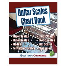 Guitar Scales Chart Book