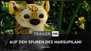 Auf den Spuren des Marsupilami - DVD (Frankreich 2012) - Frankfurt-Tipp