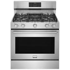 frigidaire gallery trade 36 6 0 cu ft self clean convection gas range