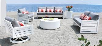 best outdoor furniture for canadians