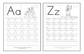 abc tracing sheet bible worksheets christian preschool printables