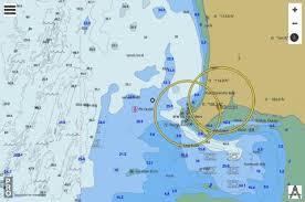 Noaa Charts Australia Australia Western Australia Broome Marine Chart