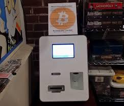 Bitcoin Vending Machine Cool Concord Monitor And NH48 Pick Up Bitcoin Vending Machine Story Free