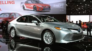 2018 Toyota Camry: Ugly Duckling to Swan, America's Top Selling ...