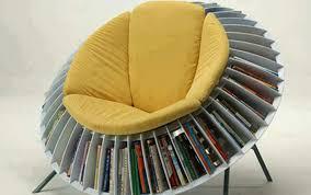 The Sunflower Chair