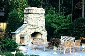diy patio fireplace outdoor rock fireplace outdoor fireplace kits patio fireplace kit image of outdoor rock diy patio fireplace